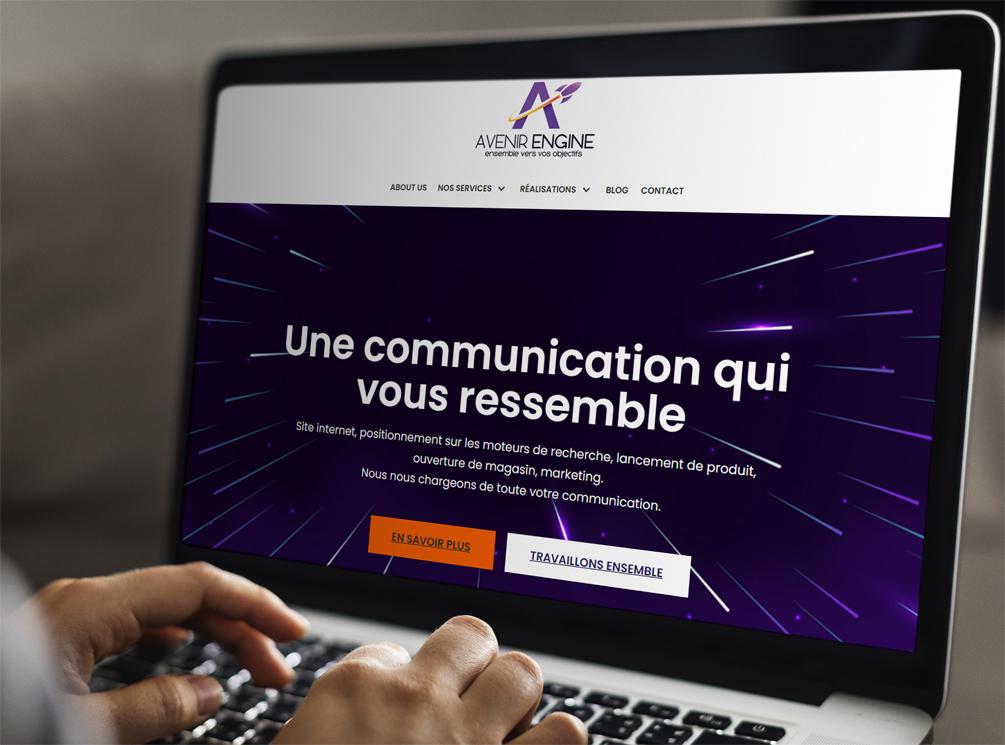 Avenir-engine-laptop-creation-de-sinternet