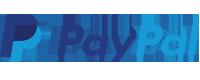 Paiements Paypal acceptés