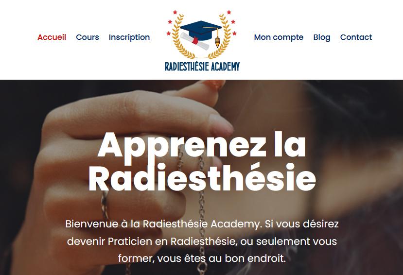 Radiesthésie-academy